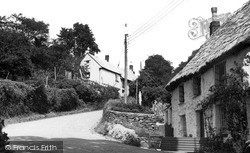St Mawes, Hill Head c.1955