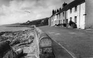 St Mawes, Marine Parade c1960