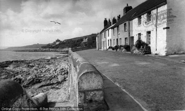 Photo of St Mawes, Marine Parade c1960