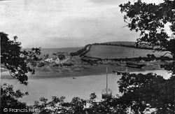 St Mawes, Percuil River 1907