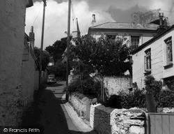 St Mawes, Smugglers Corner c.1955