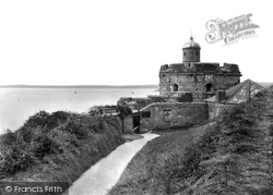 St Mawes, The Castle 1938