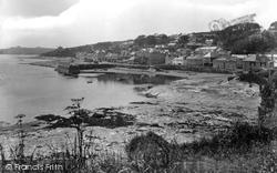 St Mawes, The Coastline 1930