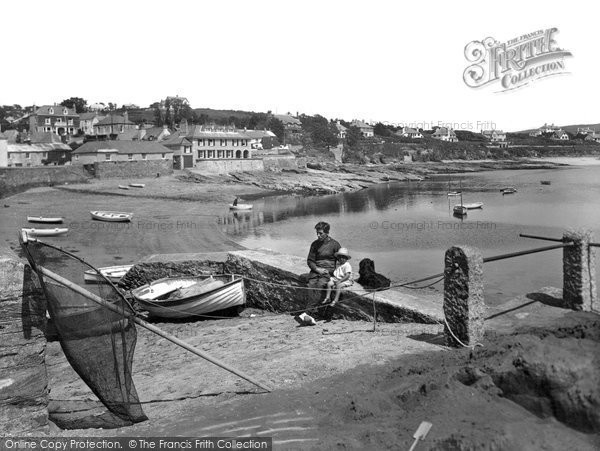 Photo of St Mawes, The Front 1930