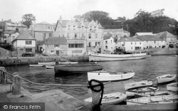 St Mawes, The Harbour 1938