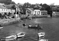 St Mawes, The Harbour c.1955