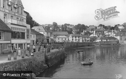 St Mawes, The Harbour c.1960