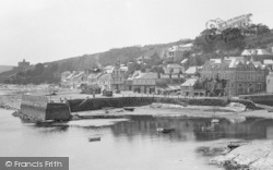 St Mawes, The Quay 1930