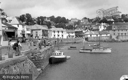 St Mawes, The Quay c.1955