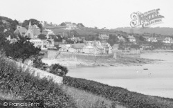 St Mawes, The Town 1930