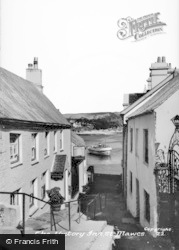 St Mawes, The Victory Inn c.1950