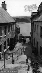St Mawes, The Victory Inn c.1955