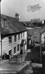 St Mawes, The Victory Inn c.1960