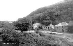 St Mawgan, Lawreys Mill 1887