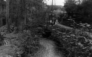 St Mawgan, Stream c1955