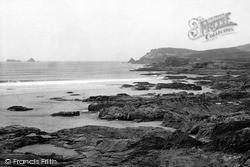 Booby Bay c.1955, St Merryn