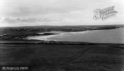 Booby's And Constantine Bays c.1955, St Merryn