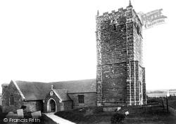 Church 1901, St Merryn