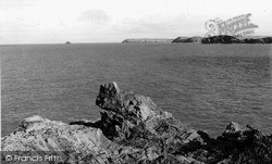 Cliffs From Cataclew Point c.1955, St Merryn
