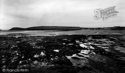 Constantine And Booby's Bays c.1955, St Merryn