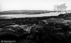 Constantine Bay c.1955, St Merryn