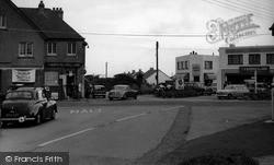 Cross Roads c.1955, St Merryn