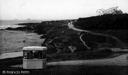 Treyarnon Bay c.1955, St Merryn