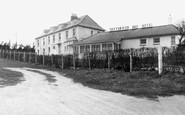 St Merryn, Treyarnon Bay Hotel c1955