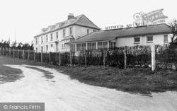 Treyarnon Bay Hotel c.1955, St Merryn