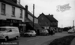 Village c.1955, St Merryn