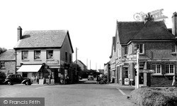 Village Shop And Post Office c.1955, St Merryn