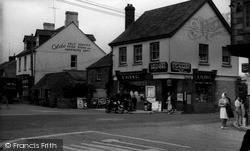 Village Shop c.1955, St Merryn