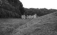 St Michael Caerhayes, Caerhayes Castle c.1960