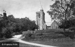 The Church 1890, St Michael Penkivel