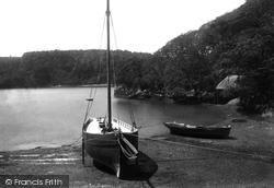 The Tregothnan Landing Place 1890, St Michael Penkivel