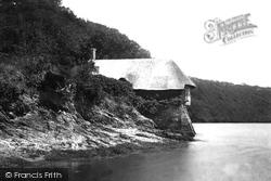 Tregothnan Boat House 1890, St Michael Penkivel