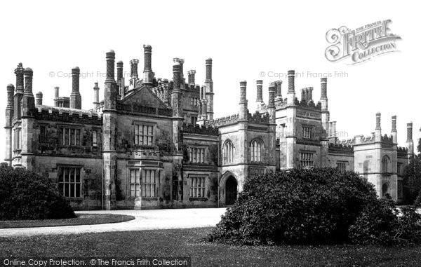 Photo of St Michael Penkivel, Tregothnan House 1890