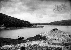 View Near Tregothnan 1890, St Michael Penkivel
