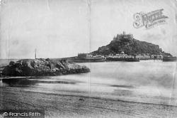 St Michael's Mount, c.1879