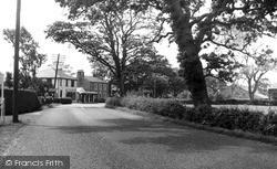 Garstang Road c.1960, St Michael's On Wyre