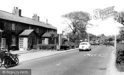 Garstang Road c.1965, St Michael's On Wyre