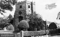 Parish Church Of St Michael c.1960, St Michael's On Wyre