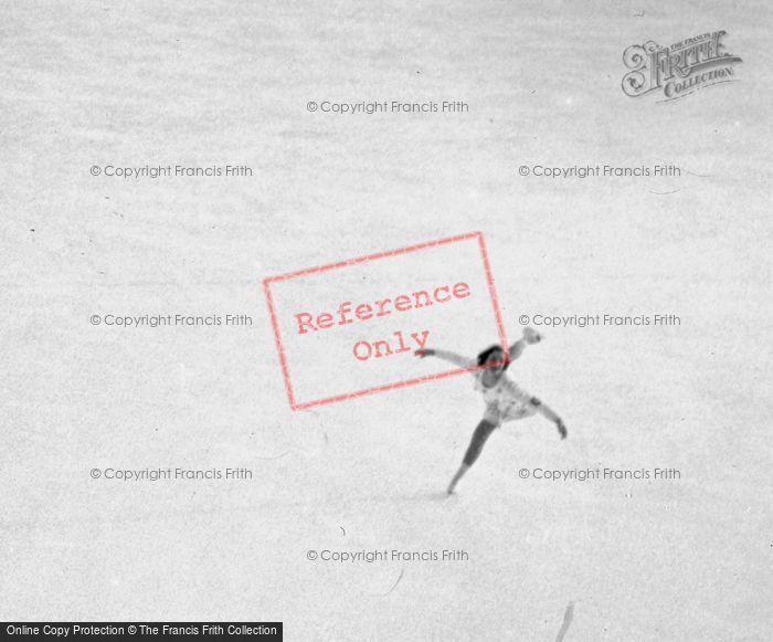 Photo of St Moritz, Ice Skating c.1937