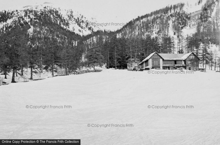 Photo of St Moritz, Muottas Muragl c.1937