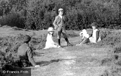 A Country Walk 1893, St Neot
