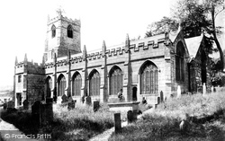 The Church 1893, St Neot