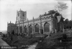 The Church 1901, St Neot