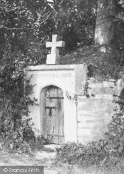 The Well 1893, St Neot