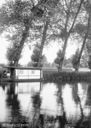 St Neots, Boathouse 1925