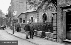 By The Police Station 1925, St Neots